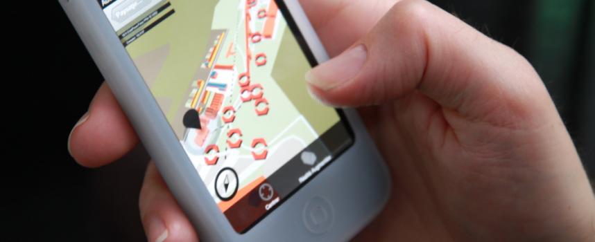 Itinéraire de la Culture Industrielle : application mobile
