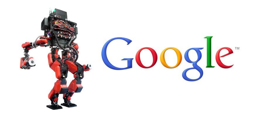 Google investit dans des sociétés et leurs robots