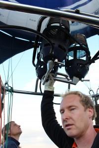Christophe, super pilote!