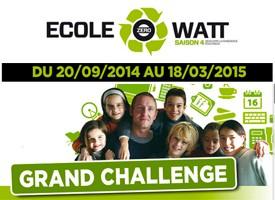 Ecole zero watt ? Relevez le défi!