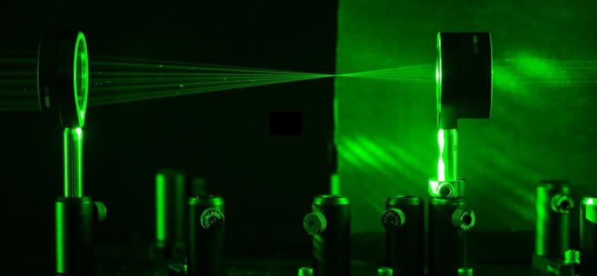 Une question de propagation de la lumière.