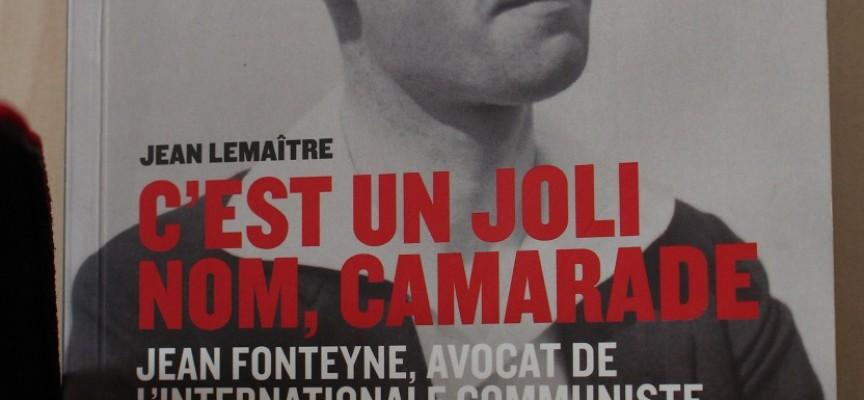 Le livre de Jean Lemaître est en vente dans toutes les bonnes librairies.