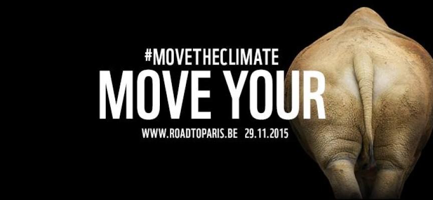 Comme d'autres ONG, le WWF fait campagne autour de la COP 21. Avec humour...