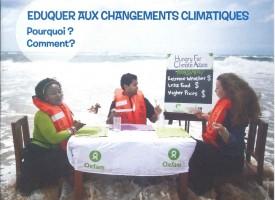 Comment éduquer aux changements climatiques ?