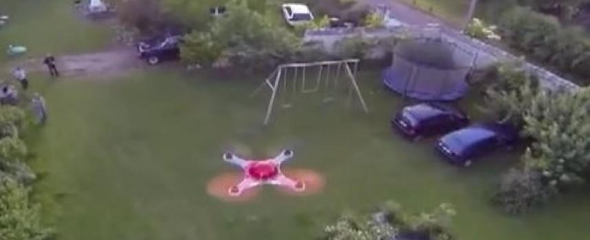 Les drones en toute liberté ?