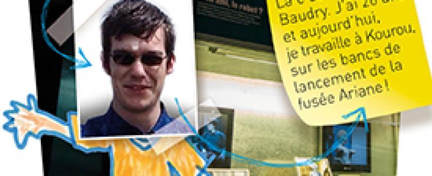 Baudry, en poste à Kourou