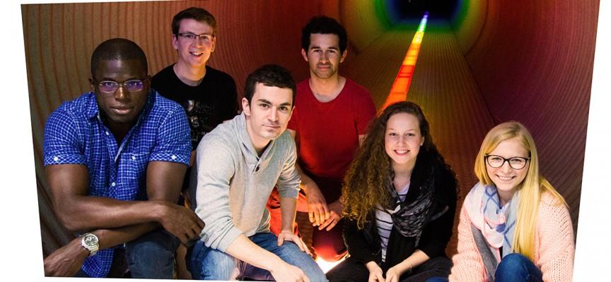 6 jeunes qui ont choisi les sciences ou les technologies