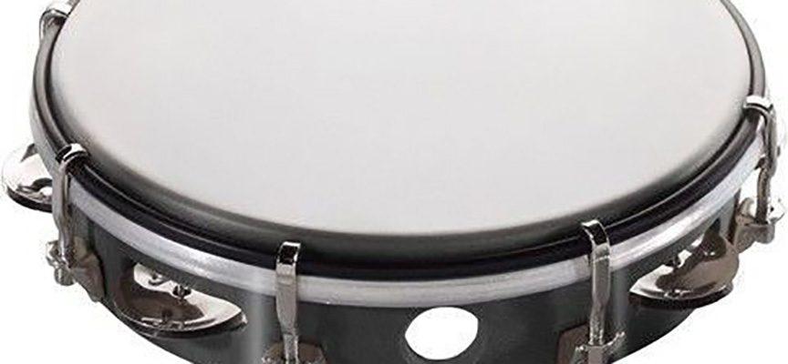 C'est grâce à sa membrane que le tambourin fait vibrer l'air.