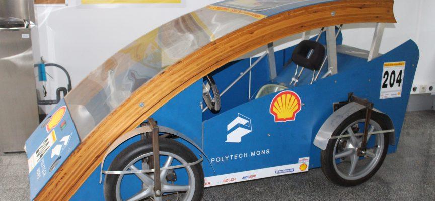 En 2005-2006, ce véhicule avait permis de remporter le premier prix et le prix du design!