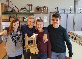 3 robots pour Sint-Joris