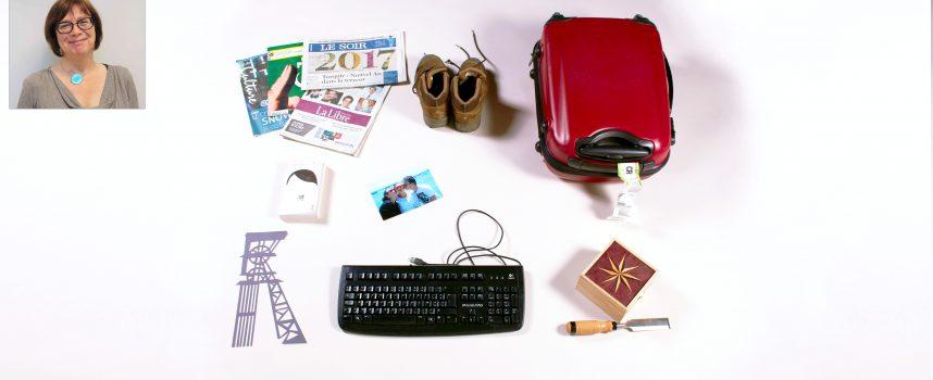 Les objets préférés de Claire Bortolin, attachée de presse au Pass