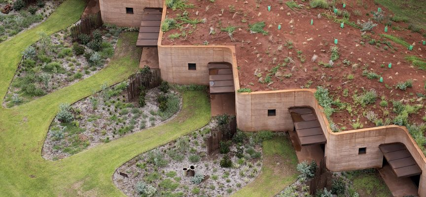 Un exemple contemporain primé d'habitat collectif en Australie (ph.E. Birch)