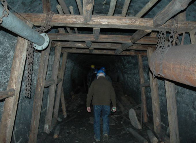 Frameries : un tunnel reliait les charbonnages