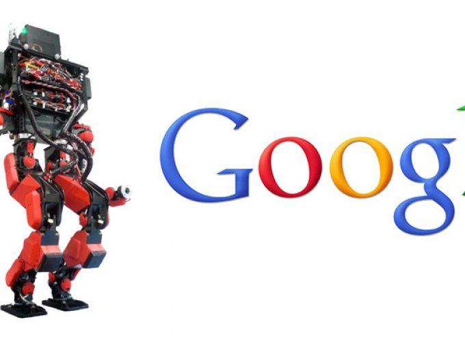 Google et les robots, la famille s'agrandit