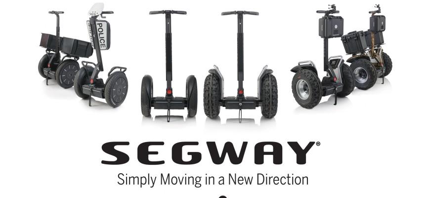 Le Segway, vous avez déjà essayé vous?