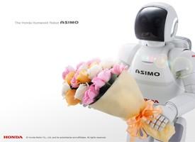ASIMO, le robot humanoïde d'Honda