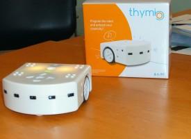 Thymio, le robot éducatif