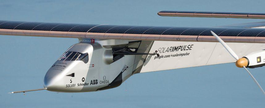 Des (bonnes) nouvelles du Solar Impulse