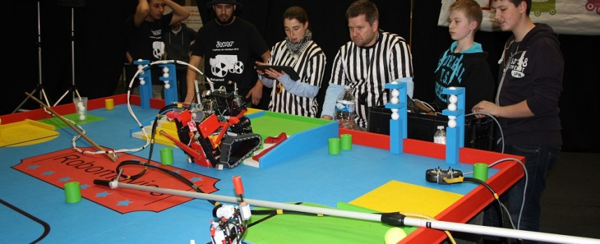 Les robots, histoire de passions