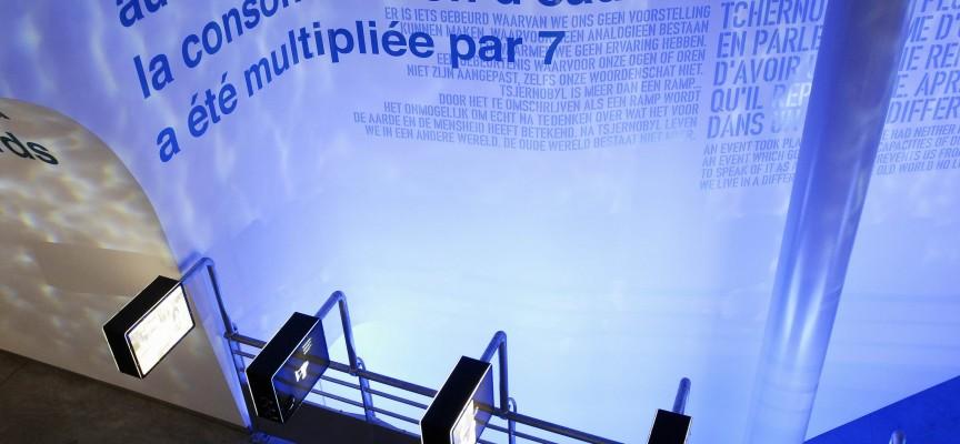 Au Pass, l'expo H2O aborde l'eau sous toutes ses formes.