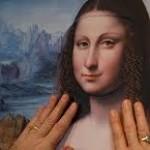 toucher l'art