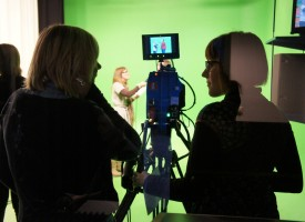 Le studio télé, un outil pédagogique très riche
