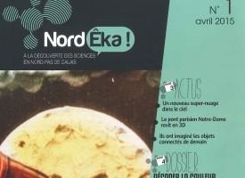 Nord Êka : le magazine sciences des 15-25 ans