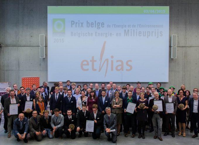 """Un prix belge pour soutenir les efforts """"verts"""""""