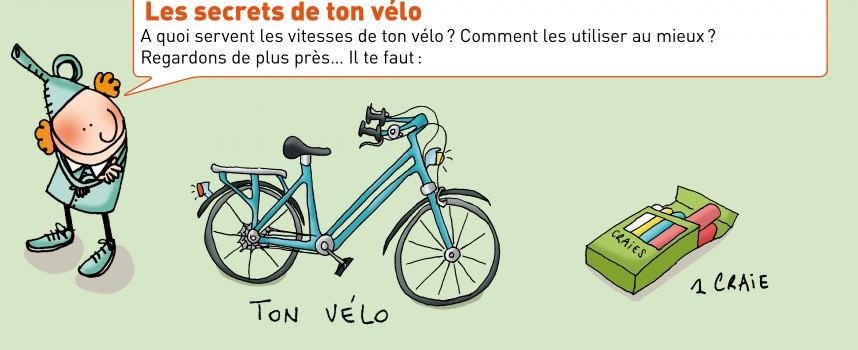 Ton vélo, une machine simple!