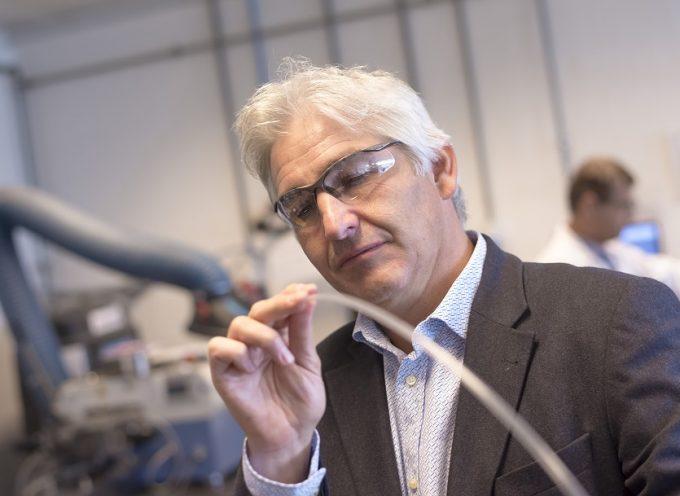 Philippe Dubois lauréat du Prix FRS-FNRS