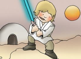 Star Wars : une saga qui inspire les sciences !