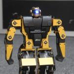 robots humanoïdes