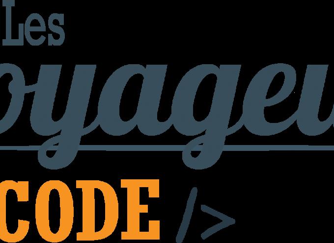 En route numérique avec les Voyageurs du Code