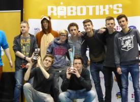 Onze advontuur met Robotixs