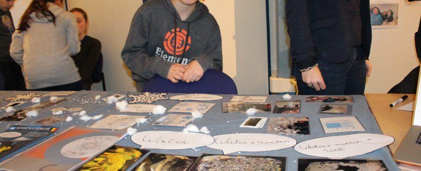L'Antarctique inspire de jeunes scientifiques
