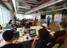 Hackathon : stimulateur d'intelligence collective ?