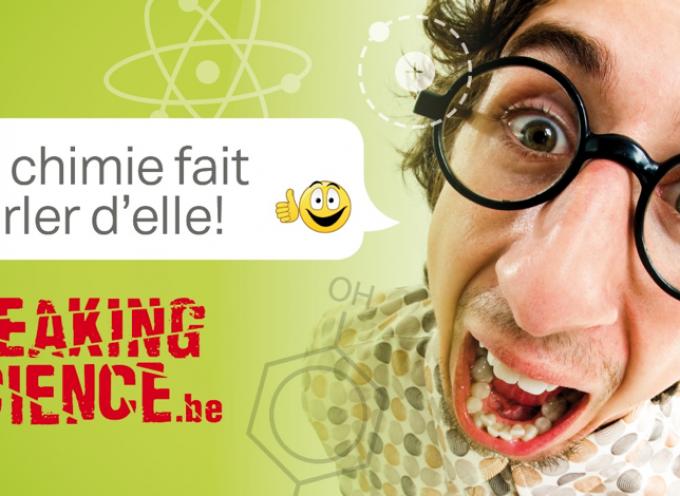 Breaking Science : La chimie fait parler d'elle