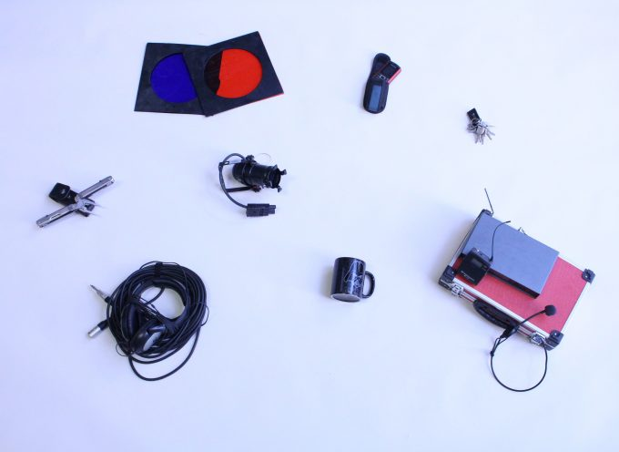 Les objets préférés de David Waterlot, technicien audiovisuel au Pass