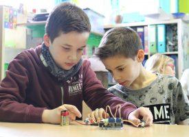 Aventures numériques à l'école