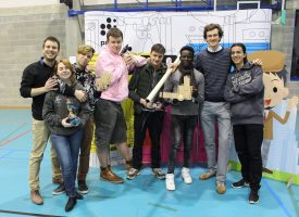 La robotique, tremplin pour les jeunes d'Out of the Box