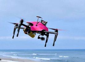 Des drones pour sauver des vies