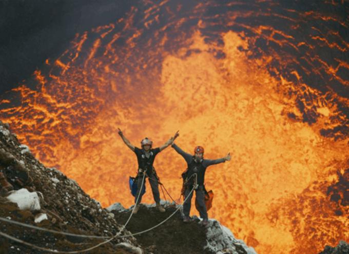 Les volcans, source d'eau et de vie !